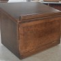 CBJ Table Top Shtender - Birch with dk brown stain