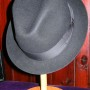 Solid Cherry Hat Stand