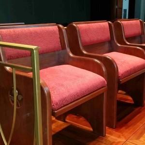 Bimah Chairs