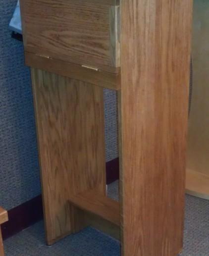 CBJ Floor Shtender (1)